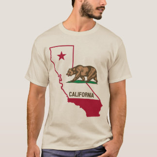 California Republic Bear Shirt