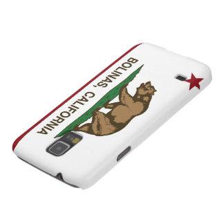 California Republic Flag Bolinas Case For Galaxy S5