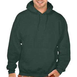 California Republic Flag Mount Shasta Hooded Pullovers