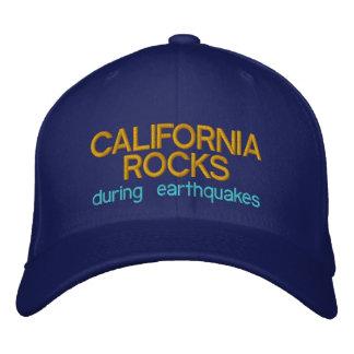 CALIFORNIA ROCKS - Customizable Baseball Caps + Baseball Cap