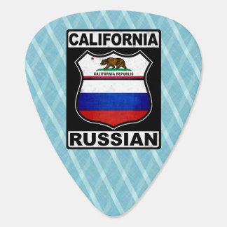 California Russian American Plectrum