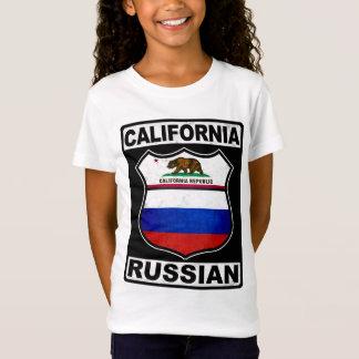 California Russian American T-Shirt