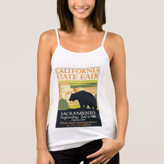 California State Fair Singlet