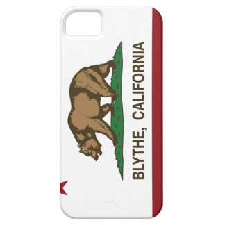 California State Flag Blythe Case For The iPhone 5