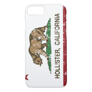 California State Flag Hollister iPhone 8/7 Case