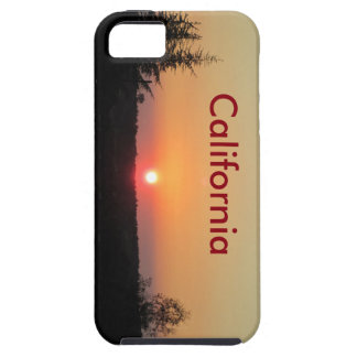California Sunset iPhone 5 Cover
