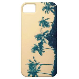 California Sunset & Palm Trees iPhone 5 Cover