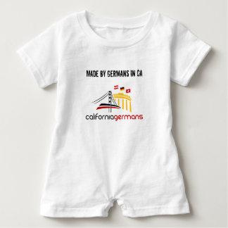 CaliforniaGermans Baby Romper in various colors Baby Bodysuit
