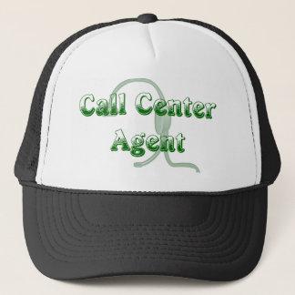 Call Center Agent Hat