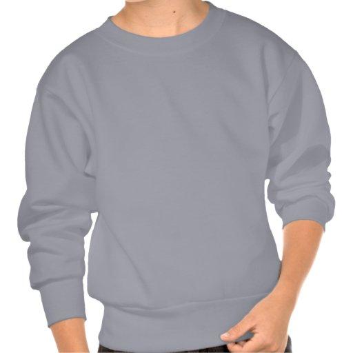 Calligraphy Asian Lotus Flower Sweatshirt