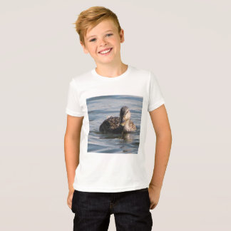 Calm on the surface shirt