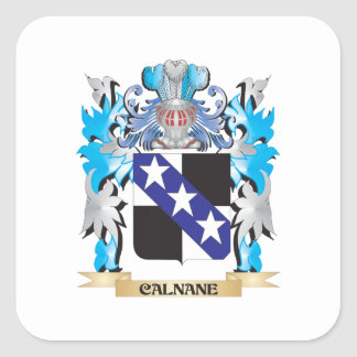 Calnane Coat of Arms - Family Crest Sticker