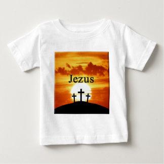 Calvary Sunrise Jezus Baby T-Shirt