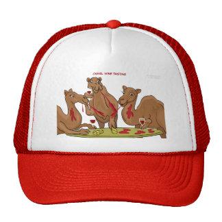 Camel Wine Tasting Hat
