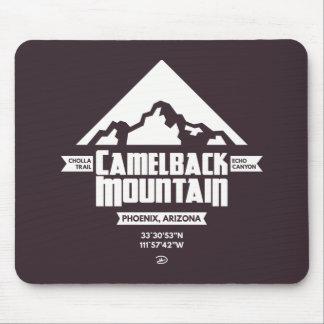 Camelback Mountain (Dark) - Mousepad