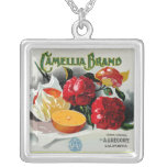 Camellia Brand Oranges Pendants