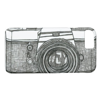 Camera sketch iPhone 7 iPhone 8/7 Case