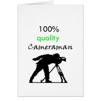 cameraman card