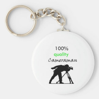 cameraman key ring