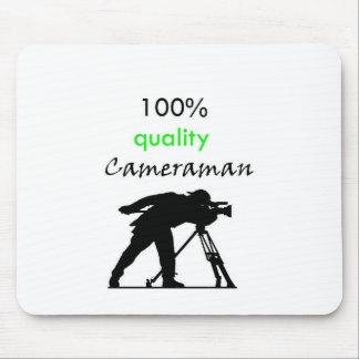 cameraman mouse pad