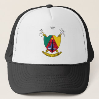 Cameroon Coat of Arms Hat