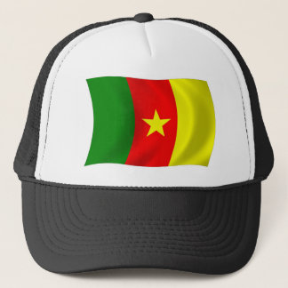 Cameroon Flag Hat