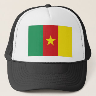 Cameroon National Flag Trucker Hat