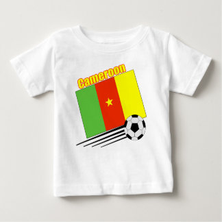 Cameroon Soccer Team Baby T-Shirt