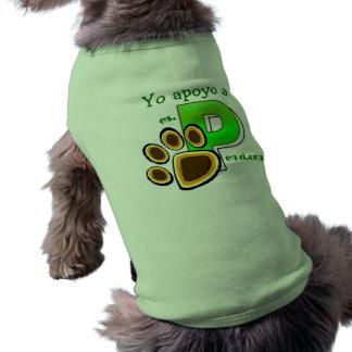 Camiseta para perro PEGUI Doggie T-shirt