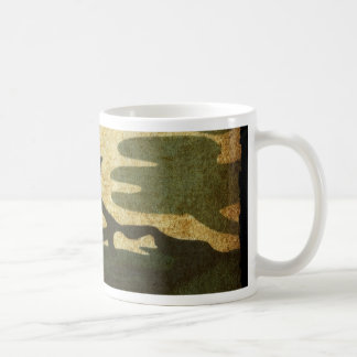 Camo Basic White Mug