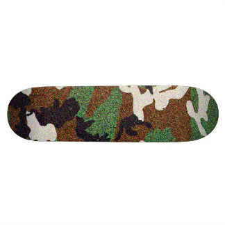 CAMO BY EKLEKTIX COOL CAMOUFLAGE GEAR SKATE BOARD DECKS