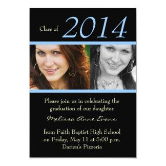Camo Class of 2014 Graduation Invitation