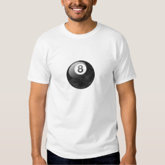 Camo Edition Eight Ball Tee