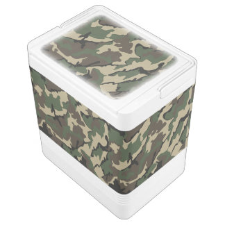 Camo, Igloo 24 Can Cooler Chilly Bin