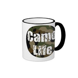 Camo Life Ringer Mug