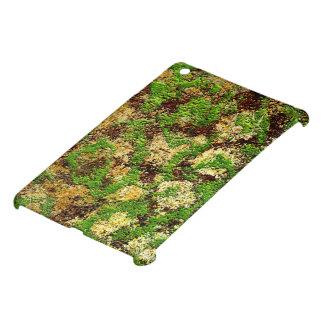 Camo Moss Rust Aged Grunge Old Texture iPad Mini Cases