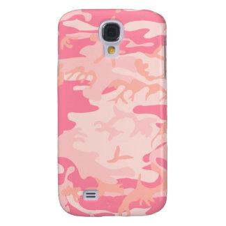 Camo Pink 3G/3GS Galaxy S4 Case