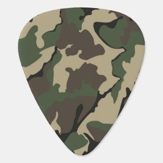 Camo Standard Guitar Pick