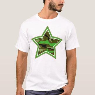 Camo Star T-Shirt