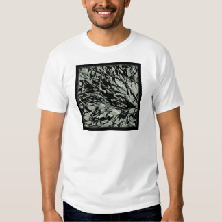 Camouflage Abstract Silhouettes T Shirts