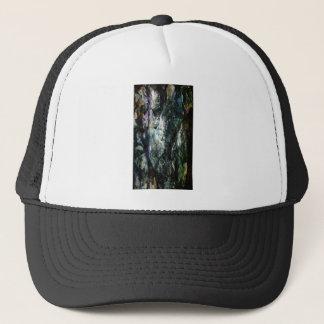 Camouflage by design trucker hat