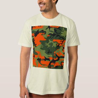 Camouflage design tshirts