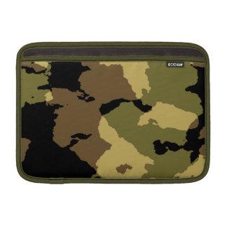 Camouflage Pattern MacBook Sleeve