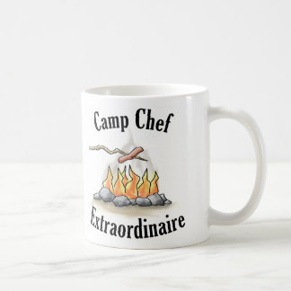 Camp Chef Extraordinaire Mug