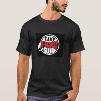 Camp Fight Club logo tee