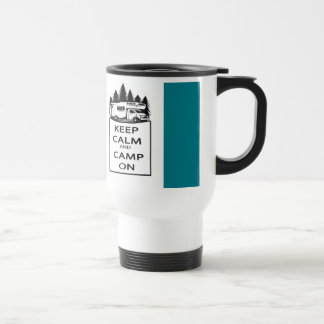 Camp On Travel Mug