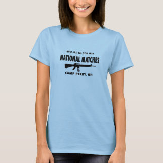 Camp Perry National Matches M-16 T-Shirt