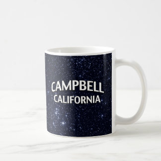 Campbell California Coffee Mug