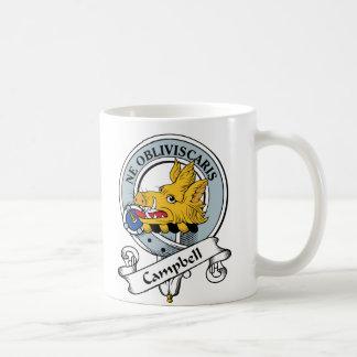 Campbell Clan Badge Coffee Mug