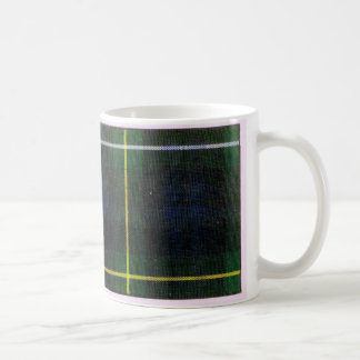CAMPBELL FAMILY TARTAN COFFEE MUG